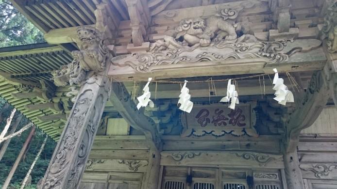 鳥坂神社1